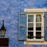EP finestra blu